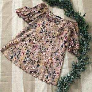 Zara Collection Floral Dress
